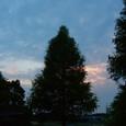 絵画的な夕陽